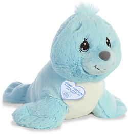 Seamore Sea Lion Precious Moments Stuffed Animal