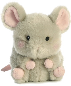 Frisk Mouse Rolly Pets Stuffed Animal