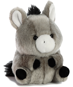 Bray Donkey Rolly Pets Stuffed Animal