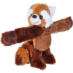 Red Panda Huggers Stuffed Animal