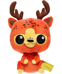 Chester McFreckle Wetmore Forest Plush POP Monster Stuffed Animal