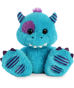 Maurice Monster Taddle Toes Stuffed Animal