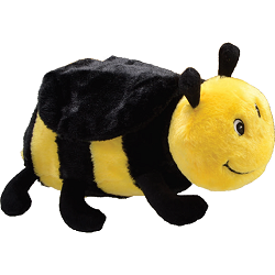 Q Bee Jr. Bumblebee Stuffed Animal