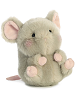 Frisk Mouse Rolly Pets Stuffed Animal by Aurora World (Rotated Rolled View)