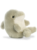 Dancer Dolphin Rolly Pets Stuffed Animal by Aurora World (Rolled Back View)