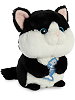Kitty Bubbles Stuffed Animal by Aurora World (Rotated Right)