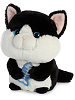 Kitty Bubbles Stuffed Animal by Aurora World (Rotated Left)