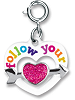 CHARM IT! Follow Your Heart Charm by High IntenCity