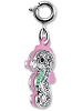 CHARM IT! Glitter Seahorse Charm (Rotated)