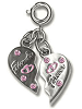 CHARM IT! Friends Forever Duo Charm