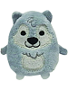 Willow Wolf Uncommon Woodland Mystery Cutie Beans Plush