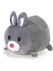 Betty Grey Bunny Lil' Huggy Stuffed Animal by Fiesta