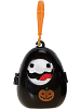 Halloween Ghost Cutie Beans Plush with Clip Case by Fiesta