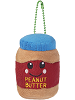 P.B. Peanut Butter Common Boxed Scrumchums Plush Food Keychain