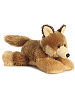 Clever Coyote Mini Flopsies Stuffed Animal by Aurora World
