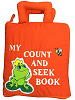 My Count and Seek Cloth Activity Book (Closed)