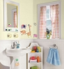 Polka Dot Piggy RoomMates Wall Decals Room View