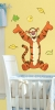 Tigger RoomMates Giant Wall Decal Room View