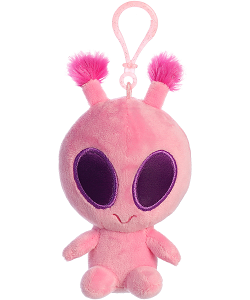 Solar Alien Galactic Cuties Plush Clip-On by Aurora World