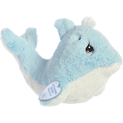 Little Dipper Dolphin Precious Moments Plush Animal by Aurora