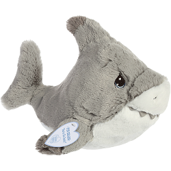 Fin Shark Precious Moments Plush Animal by Aurora