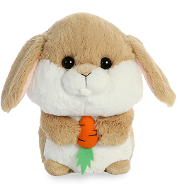 Bunny Bubbles Stuffed Animal by Aurora World