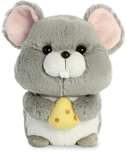 Mouse Bubbles Stuffed Animal by Aurora World