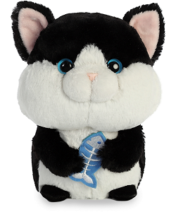Kitty Bubbles Stuffed Animal by Aurora World
