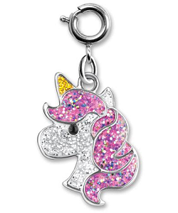 CHARM IT! Glitter Unicorn Charm by High IntenCity