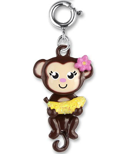 CHARM IT! Monkey Swivel Charm by High IntenCity