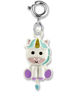 CHARM IT! Unicorn Swivel Charm by High IntenCity