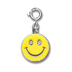 CHARM IT! Smiley Face Charm