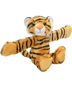 Tiger Huggers Stuffed Animal by Wild Republic (Arms Open)
