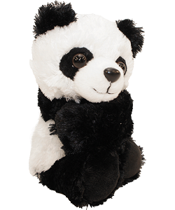 Panda Huggers Stuffed Animal by Wild Republic (Arms Closed)