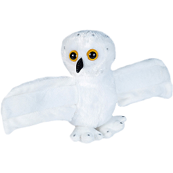 Snowy Owl Huggers Stuffed Animal by Wild Republic