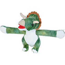 Triceratops Huggers Stuffed Animal by Wild Republic