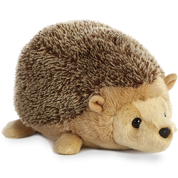 Hedgehog Flopsies Stuffed Animal by Aurora World
