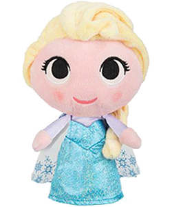 Disney Frozen Elsa Funko SuperCute Plushies