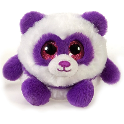Penny Panda Lubby Cubbies Stuffed Animal by Fiesta