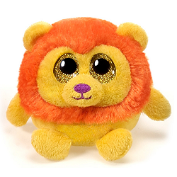 Cecil Lion Lubby Cubbies Stuffed Animal by Fiesta