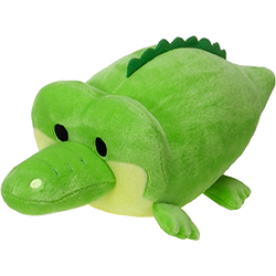 AJ Alligator Lil' Huggy Stuffed Animal by Fiesta