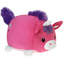 Celeste Unicorn Lil' Huggy Stuffed Animal by Fiesta