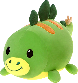Kelly Stegosaurus Lil' Huggy Stuffed Animal by Fiesta