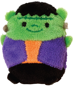 Halloween Frankenstein Cutie Beans Plush by Fiesta