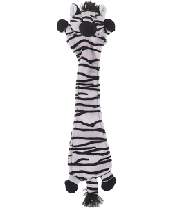 Zebra Wildlife Page Pals Plush Bookmark by Ganz
