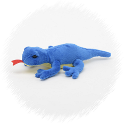 Lizard Handfuls Stuffed Animal by Unipak Designs