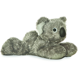 Melbourne Koala Mini Flopsies Stuffed Animal by Aurora World