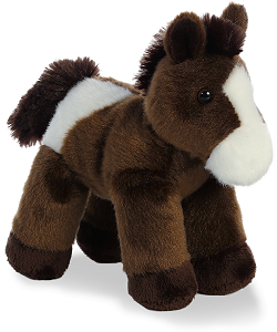 Paint Horse Mini Flopsies Stuffed Animal (Standing)