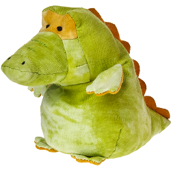 Mod Squad Alligator Stuffed Animal by Mary Meyer