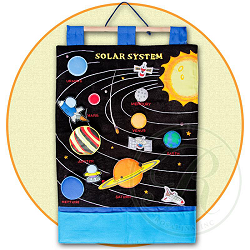 Solar System Wall Hanging by Rosalina Baby